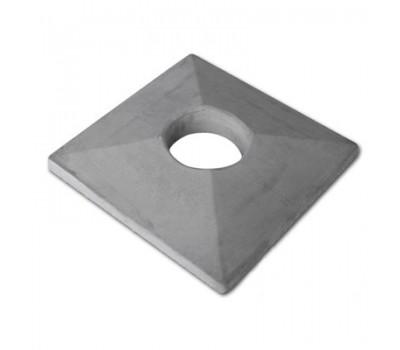 Покрывная плита к дымоходу Schiedel Isokern d=160мм
