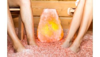 Польза исвойства гималайской соли для бани