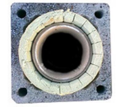 Элемент дымохода Schiedel Rondo Plus d=200мм L=0,33м