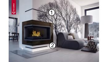Как выбрать камин для загородного дома?